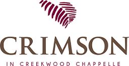 Crimson in Creekwood Chappelle